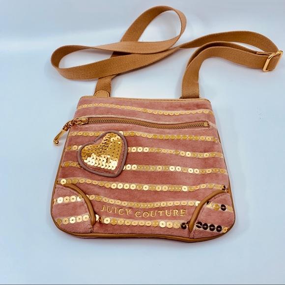 Juicy Couture Handbags - Juicy Couture. Crossbody bag